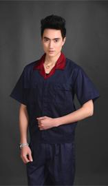 短袖工作服GZ-002