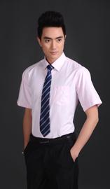 男士短袖衬衫NCS-505