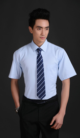 男士短袖衬衫NCS-508