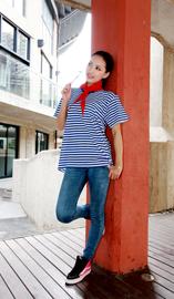 短袖圆领广告衫YLD-001
