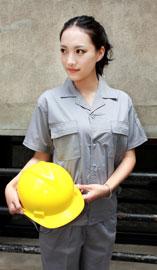 短袖工作服GZ-015