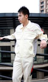 长袖工作服GZC-017