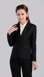 女士长袖西服XZ-0289