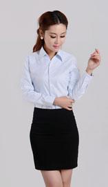 女式长袖衬衫CS-408