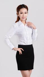 女式长袖衬衫CS-409