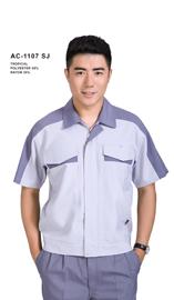 短袖工作服AC-1107 SJ
